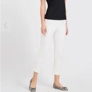 Jones wear women's size 16 white stretch capris